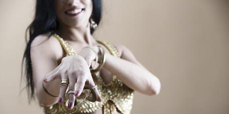 Lezione Prova Danza del ventre - MILANO MACIACHINI ZARA ISOLA Ven ore 19.00 biglietti