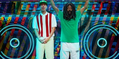 HOW THE GROUCH STOLE CHRISTMAS TOUR ft. THE GROUCH and SPECIAL GUEST MURS