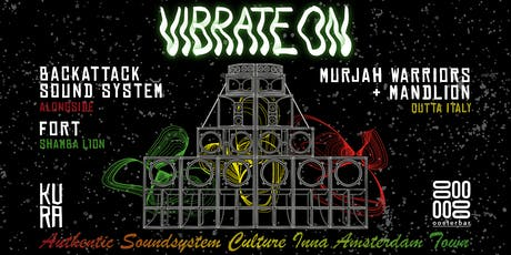 Vibrate On w. Backattack & Allies tickets