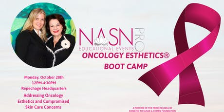 NASNPRO Oncology Esthetics Boot Camp Sponsored by Repêchage® tickets