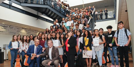 2019 HISPA Role Model Program Kick-Off and JPMorgan Chase Hispanic Heritage Month Celebration (TX) tickets