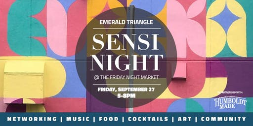 Sensi Night Emerald Triangle 9.27.19