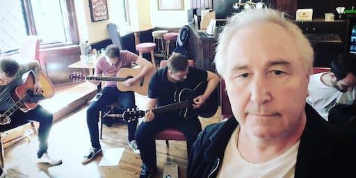 Hammer, Slide and Wham: Beginner Blues Guitar Workshop with John Ellis 2-11-2019