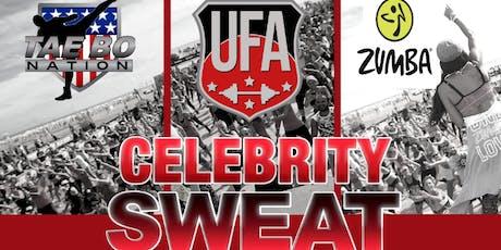 Celebrity Sweat Wellness Tour tickets