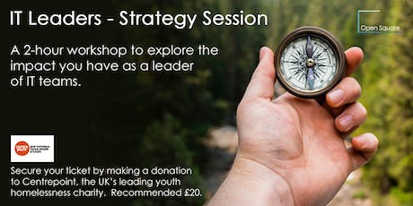 IT Leaders - Strategy Session (London) tickets