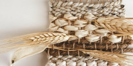 Dried Floral Wall Weaving Workshop at HT2 tickets