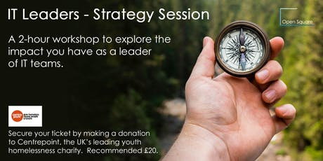 IT Leaders - Strategy Session (Southampton) tickets