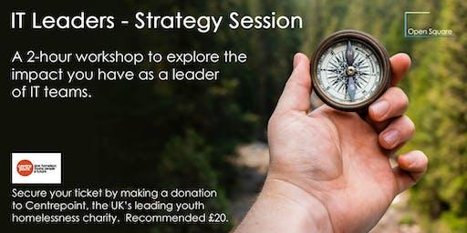 IT Leaders - Strategy Session (Farnborough)