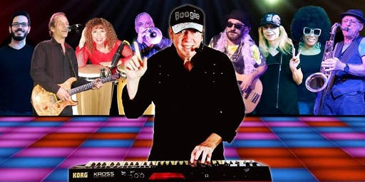 Bobby Nathan's Boogie Shoes - A tribute to KC and The Sunshine Band