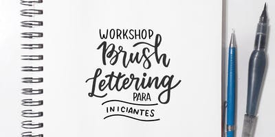 Workshop de Brush Lettering em Maceió
