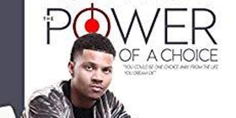 "Author Leon Scoggins Book Signing: ""The Power of a Choice""  tickets"