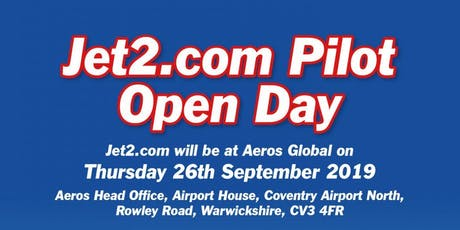 Jet2.com - Pilot Apprenticeship Seminars tickets