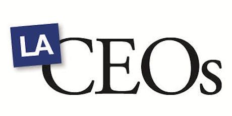LA CEOs:  Virgin Orbit/Galactic - Space - NEW LOCATION - Upfront Ventures tickets