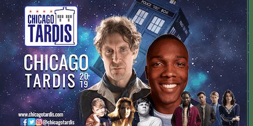 Chicago TARDIS 2019