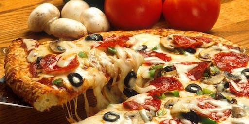(TOUS) Diner PIZZA GRATUITE Accueil et intégration TA - Aut. 2019