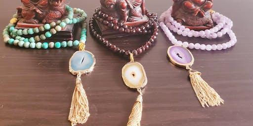 Mala Beads Class