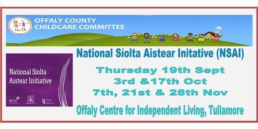 NATIONAL SIOLTA AISTEAR INITATIVE (NSAI)