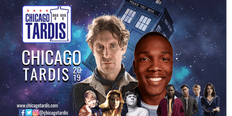Chicago TARDIS 2019 Artist Alley Sign-Up tickets