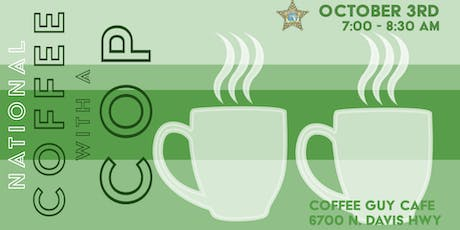 National Coffee with a Cop tickets