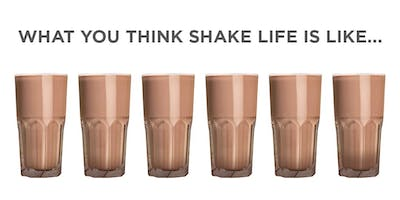 The Truth about a Shake Day and Tasting