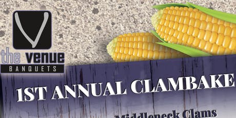 First Annual Clambake tickets