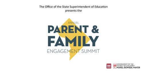 DC Sixth Annual Parent and Family Engagement Summit