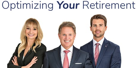 Optimizing YOUR Retirement - Presented By Bisson Wealth Management tickets