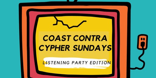 Coast Contra Cypher Sundays: Listening Party Edition