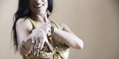 Lezione Prova Danza del ventre livello intermedio - MILANO MACIACHINI ZARA ISOLA Lun ore 19.30