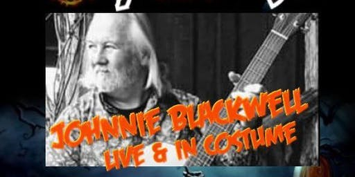 Johnnie Blackwell Halloween Show: Re-Possessed Guitars