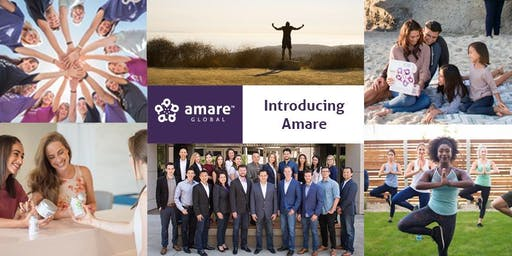 Welcome Home to Amare (October)