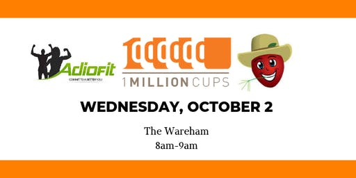 1 Million Cups, October 2