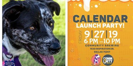 Dallas DogRRR Calendar Launch tickets