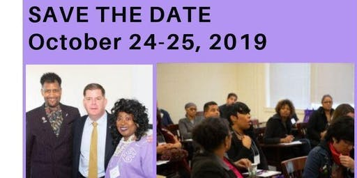 Mothers Against Violence 2019 National Conference