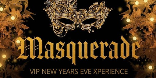 MASQUERADE NEW YEARS EVE VIP - ALL INCLUSIVE