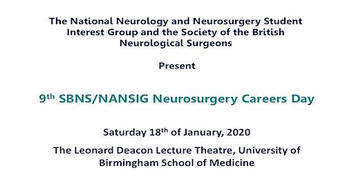 9th SBNS/NANSIG Neurosurgery Careers Day