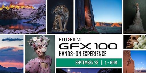 FUJIFILM GFX 100 - Hands-On Experience