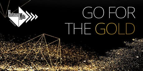 2019 Go for the Gold Gala & Silent Auction tickets