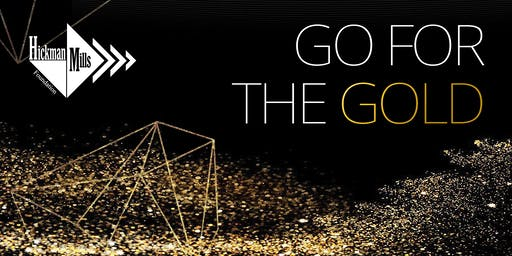 2019 Go for the Gold Gala & Silent Auction