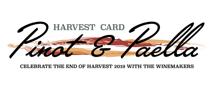 Pinot & Paella! Celebrate the End of Harvest with the Winemakers! image
