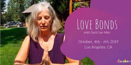 Love Bonds Seminar entradas