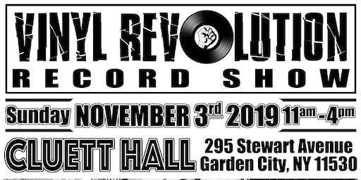 Vinyl Revolution Record Show - Garden City, NY