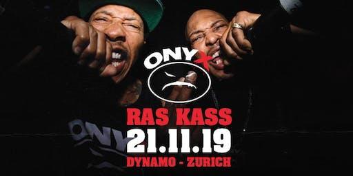 ONYX & Ras Kass Live in Zurich
