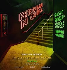 REGGAE N CHILL tickets