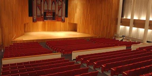 Faculty Recital: Sungmin Shin, guitar