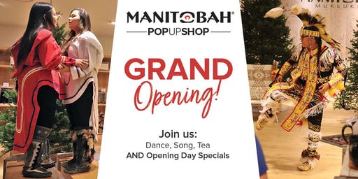 Barrie Pop-Up Shop Grand Opening!