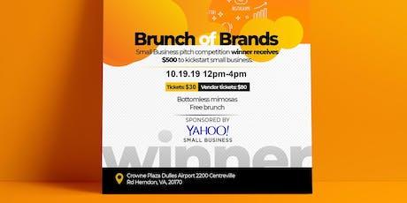 Brunch of Brands tickets