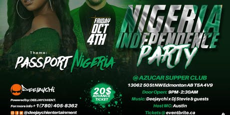 Nigeria Independence Party (Passport Nigeria)  tickets