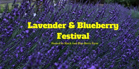 Lavender and Blueberry Festival tickets
