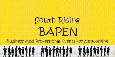 South Riding BAPEN Nework Event